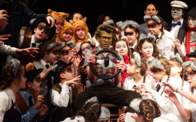 'Toad of Toad Hall' excites at Looe Community Academy