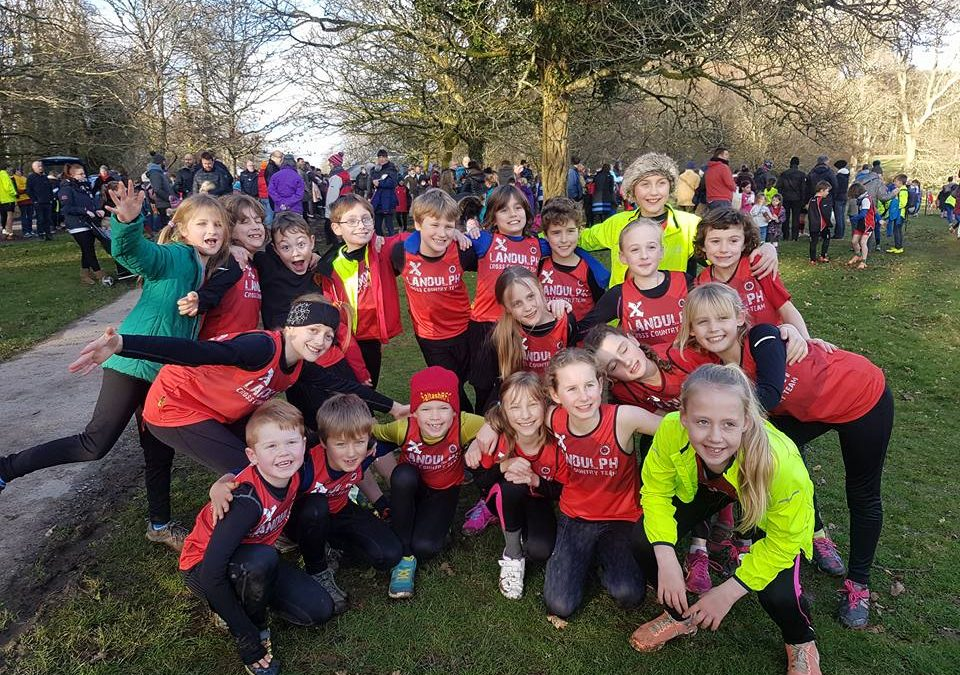 Landulph students deliver strong performances in Cross Country