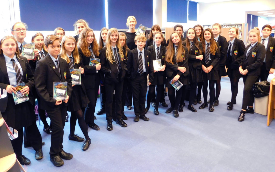 Talented Looe students have work published in 'Young Writers' book