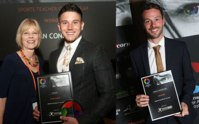 SMART PE teachers recognised for their teaching excellence