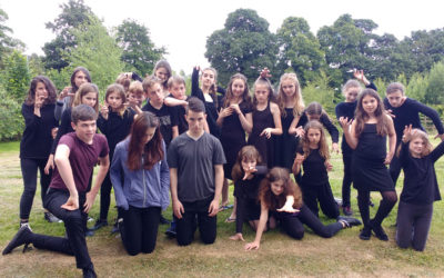 Macbeth show brings Royal Shakespeare Company recognition for Liskeard School students