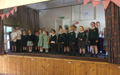 Trewidland remembers Jo Cox with community get together