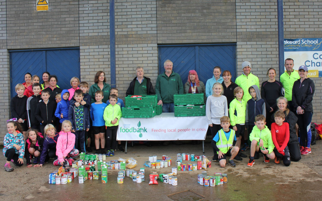 Liskeard Foodbank Fun Run