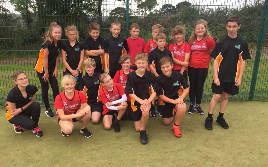 Saltash Community School Inter House Cross Country