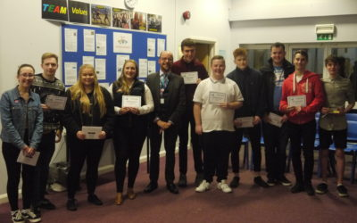Saltash Sixth Form Celebrates Success!