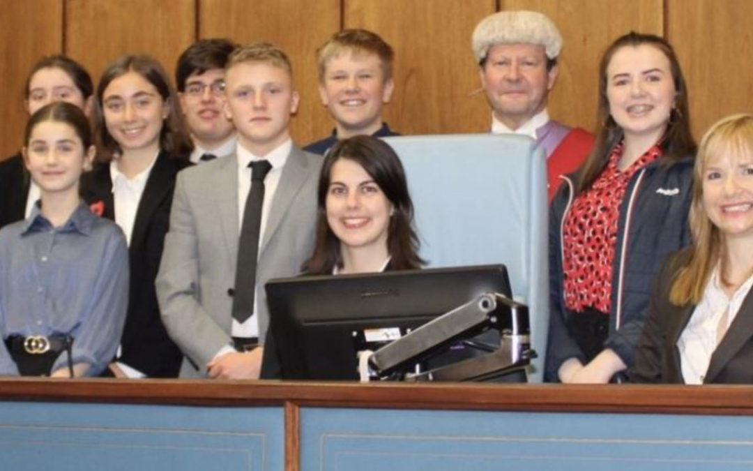 Bar Mock Trial Competition – Looe Community Academy