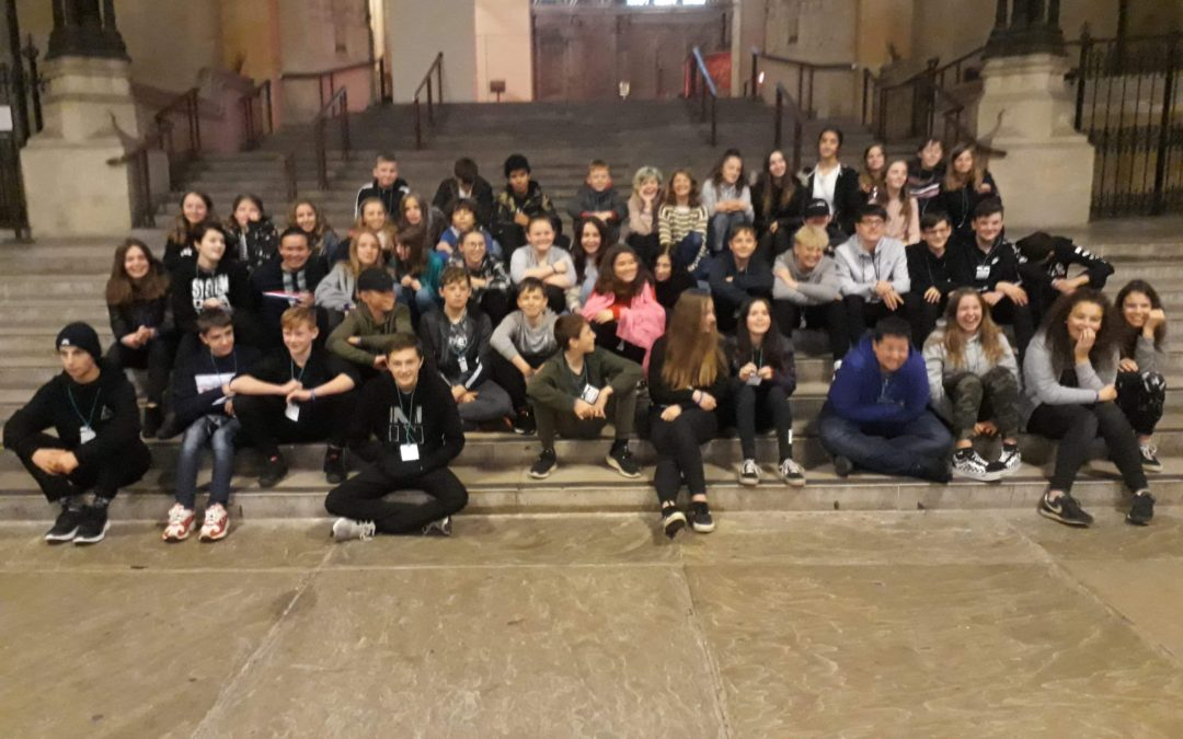 Liskeard School and Community College – Year 9 Students visit Parliament