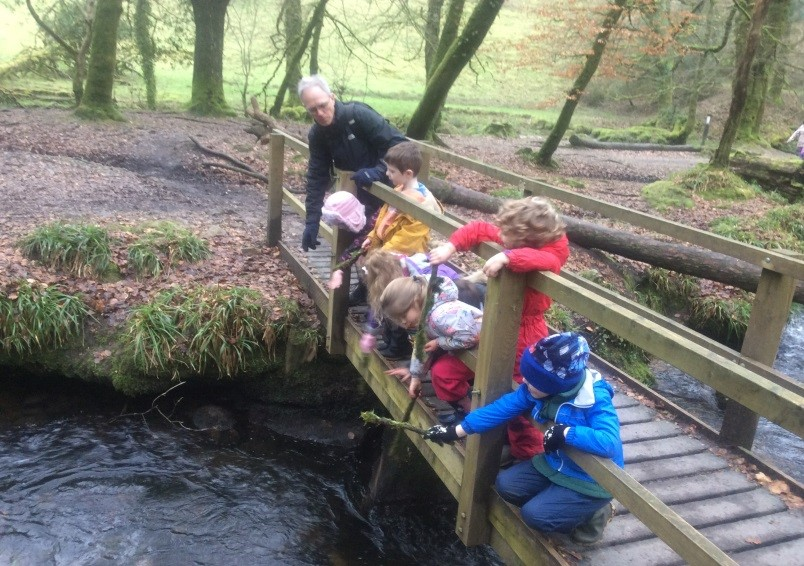 Our School River Expedition – Trewidland Primary School