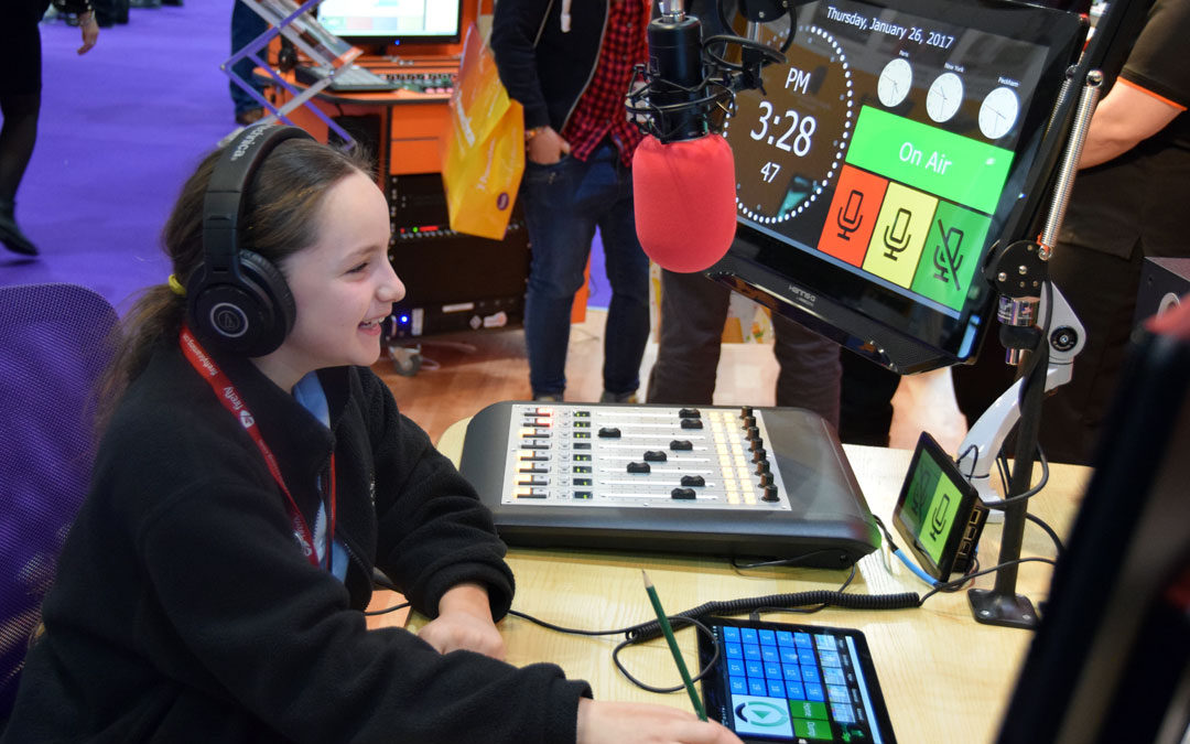 SMART Leaders Give Their Expert Opinions at Annual BETT Show in London