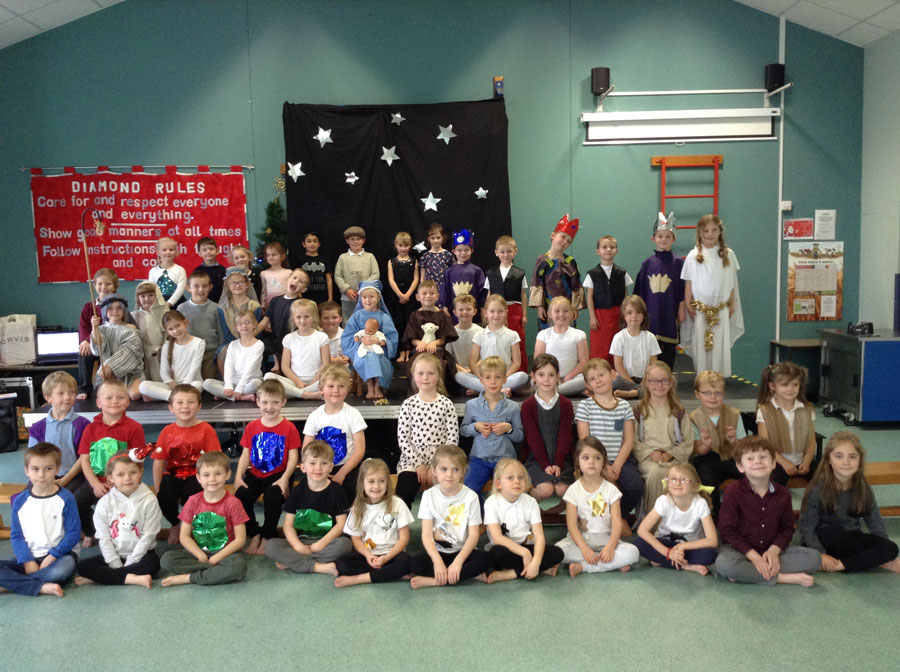 Dobwalls get in the festive spirit with Christmas activities