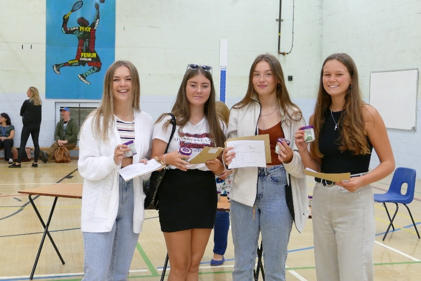 GCSE Results Day 2020 – Saltash Community School