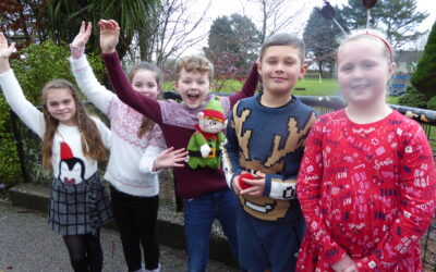 Christmas is coming at Dobwalls Community Primary