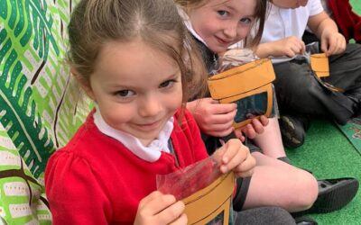 Science Experiments at Landulph Primary