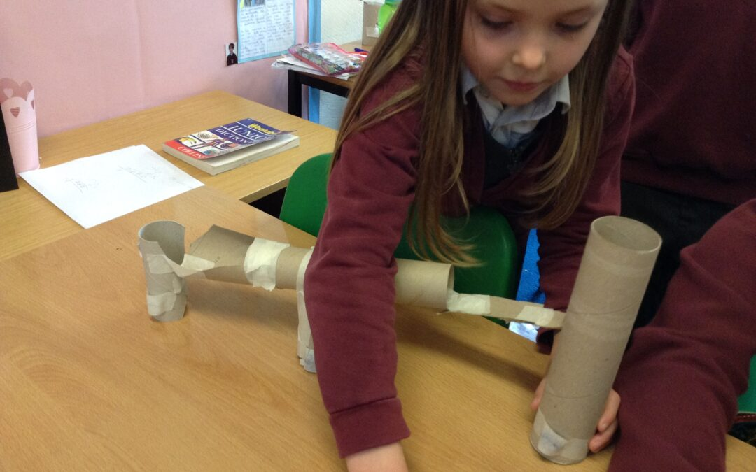 Year 4 Project – 'Surviving Structures' at Dobwalls Primary