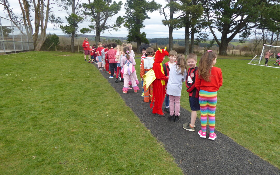 Red Nose Day at Dobwalls Primary