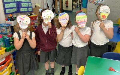 Dobwalls Primary take part in Cornwall's Climate Action Day