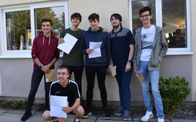 Fantastic Results for A level and Level 3 students at Saltash Community School
