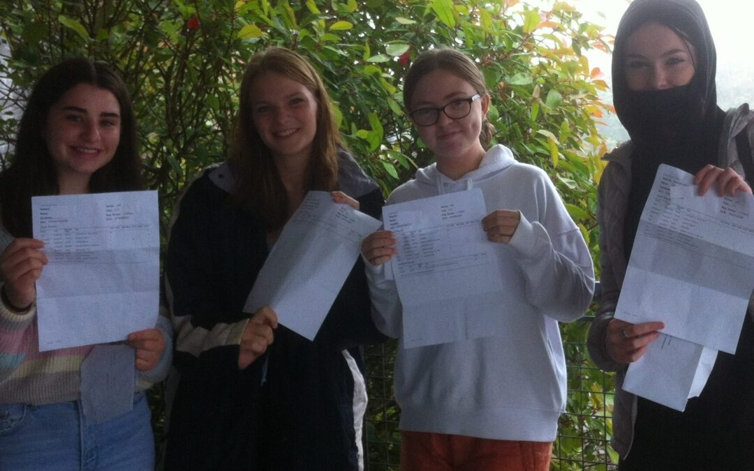 Looe Community Academy students work hard to achieve excellent GCSE results