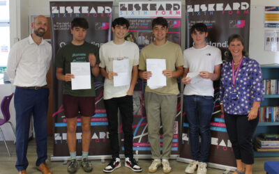 Another Year of Amazing 6th Form Success at Liskeard School and Community College